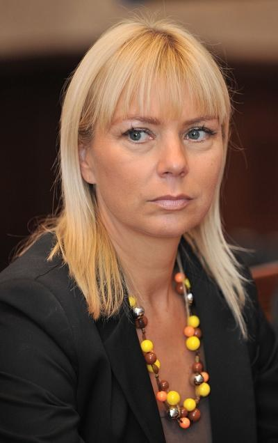 Elżbieta Bieńkowska. Fot. Piotr Gajek /Agencja SE/East News