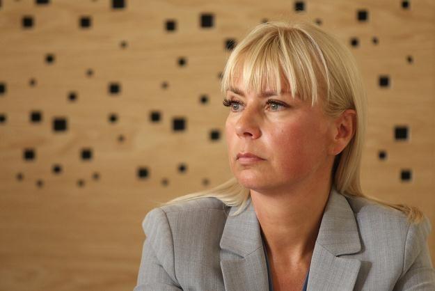 Elżbieta Bieńkowska Fot. Stanisław Kowalczuk /East News
