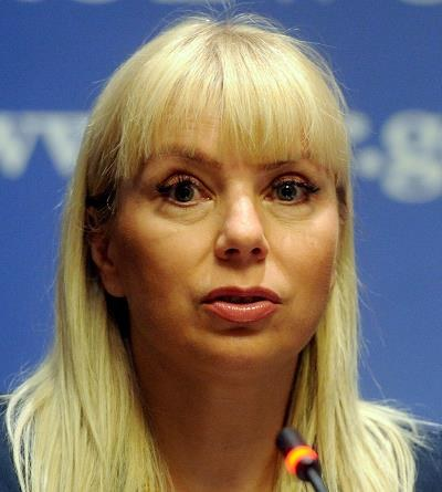 Elżbieta Bieńkowska, wicepremier rządu RP /PAP