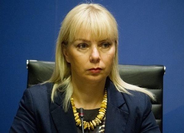 Elżbieta Bieńkowska /Krystian Dobuszyński /Reporter