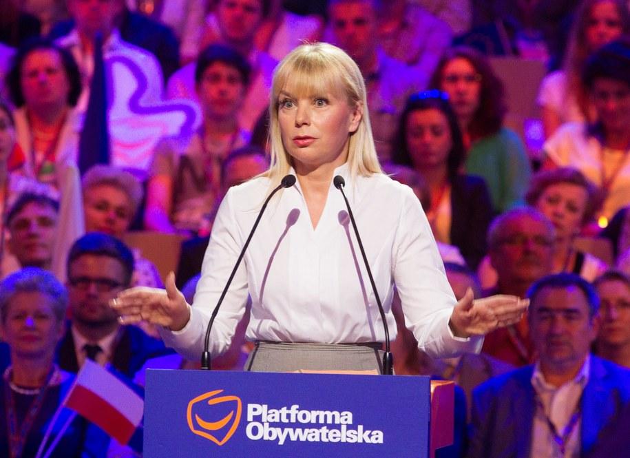 Elżbieta Bieńkowska /PAP/Andrzej Grygiel    /PAP
