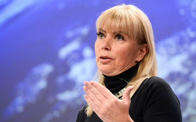 Elżbieta Bienkowska /Isopix /East News