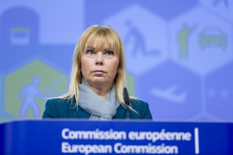 Elżbieta Bieńkowska /Thierry Monasse /Reporter
