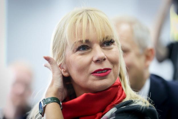 Elżbieta Bieńkowska /ROBERT STACHNIK/REPORTER /Reporter