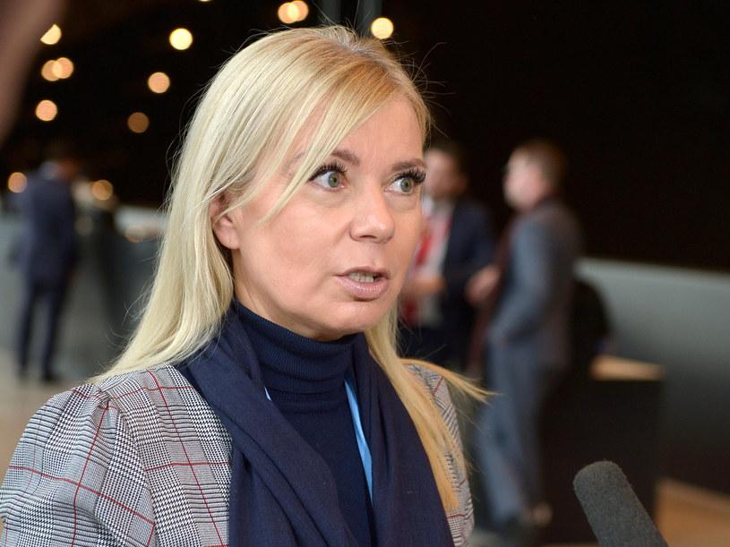 Elżbieta Bieńkowska /Łukasz Kalinowski /East News
