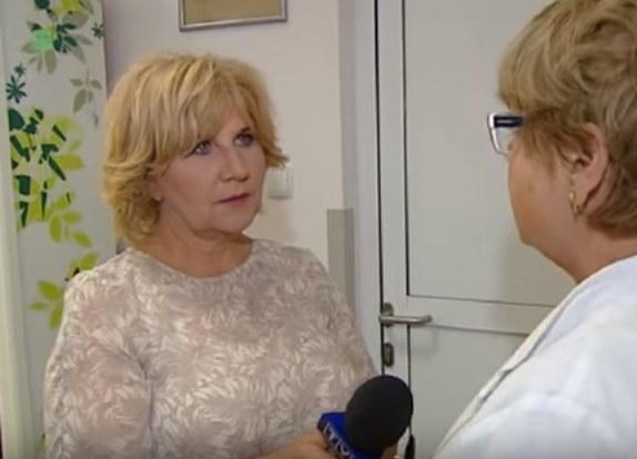 Elżbieta Byszewska /YouTube