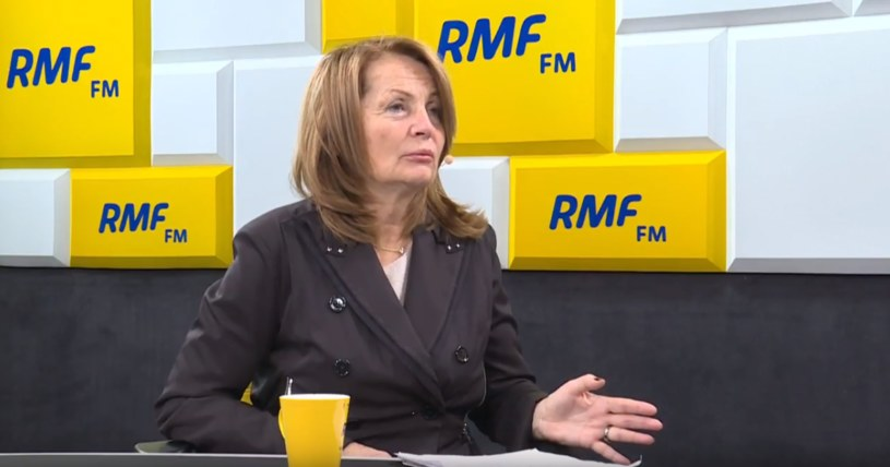 Elżbieta Chojna-Duch /RMF