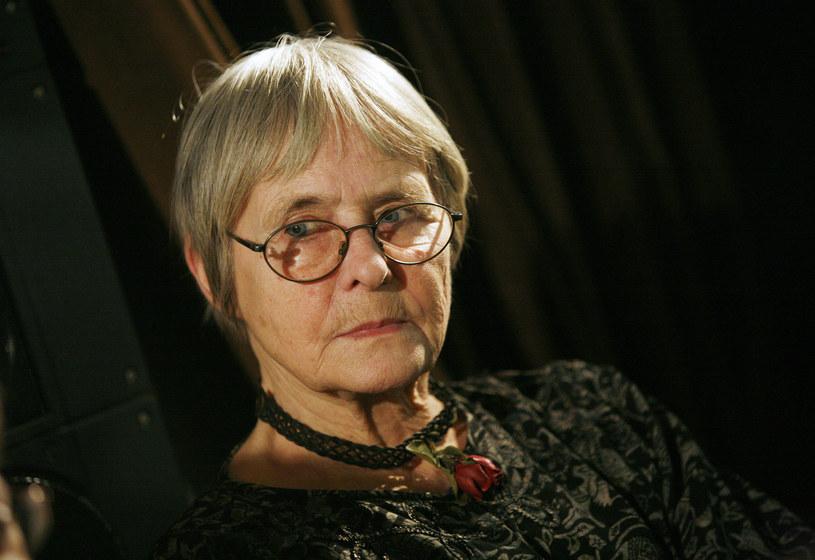Elżbieta Chwalibóg-Cybulska /Krzysztof Kuczyk /Agencja FORUM