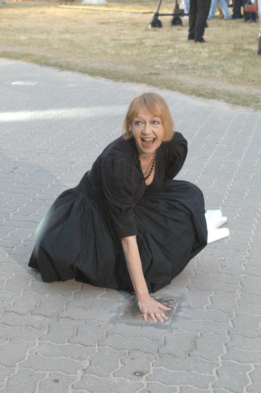 Elżbieta Czyżewska nigdy nie wróciła do Polski na stałe /AKPA