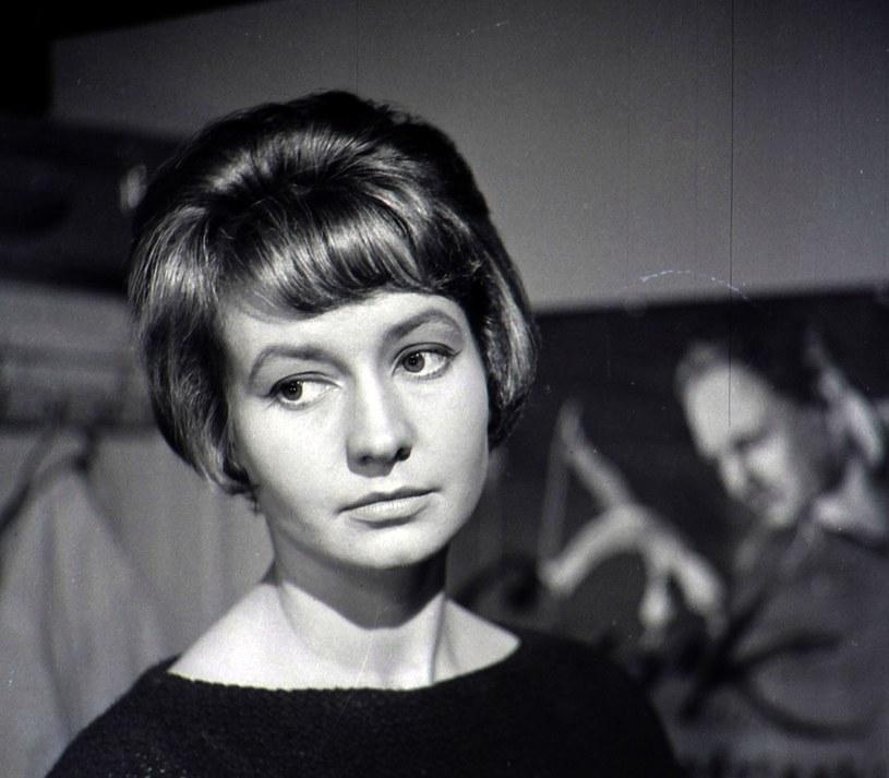 """Elżbieta Czyżewska w filmie """"Dom bez okien"""" - rok 1962 /East News"""