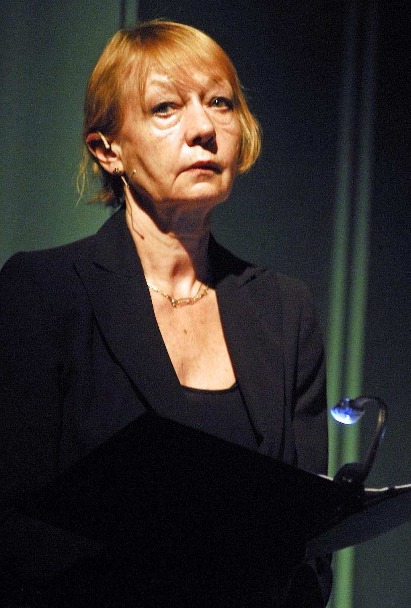 Elżbieta Czyżewska /Marek Lapis /Agencja FORUM