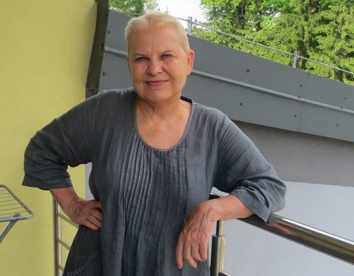 Elżbieta Dzikowska /Joanna Bąk /INTERIA.PL