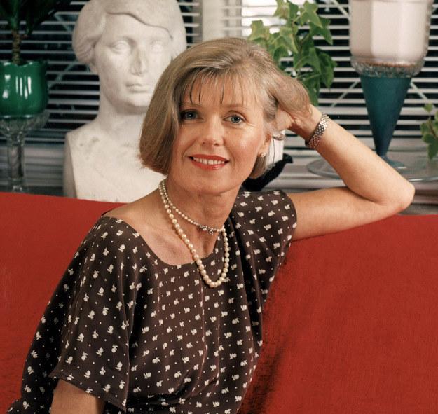 Elżbieta Góralczyk w 2007 roku /Agencja FORUM