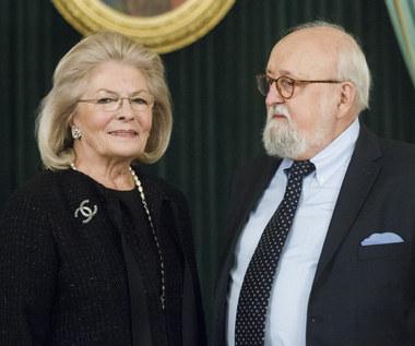 Elżbieta i Krzysztof Pendereccy. Historia wielkiej miłości