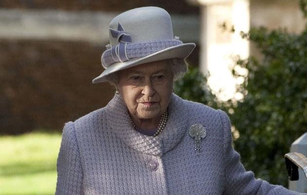 Elżbieta II  /AFP