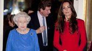 Elżbieta II daje popalić księżnej Kate!