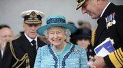 Elżbieta II ochrzciła największy brytyjski lotniskowiec