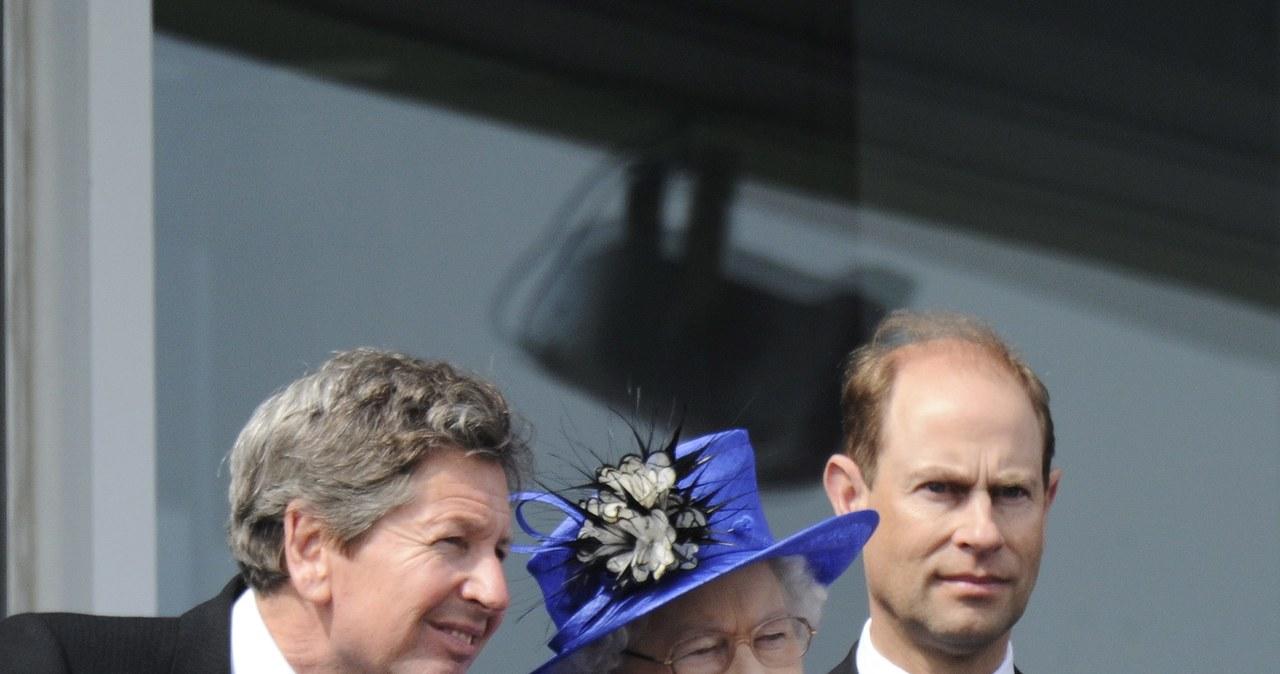 Elżbieta II odwiedziła Epsom Derby. Brytyjczycy świętują