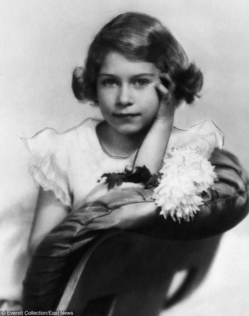 Elżbieta II w dniu 10. urodzin, 1936 rok /Courtesy Everett Collection /East News