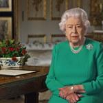 Elżbieta II w orędziu do narodu: Jeśli pozostaniemy zjednoczeni, uda nam się pokonać chorobę