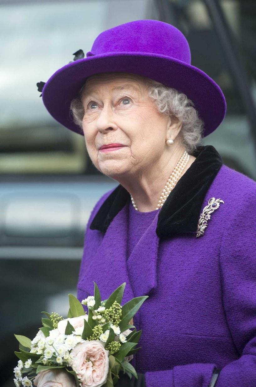 Elżbieta II /- /Getty Images