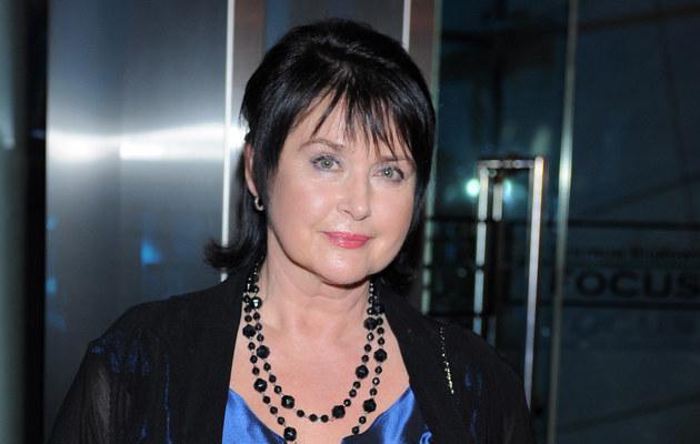 Elżbieta Jaworowicz, fot.Andras Szilagyi  /MWMedia