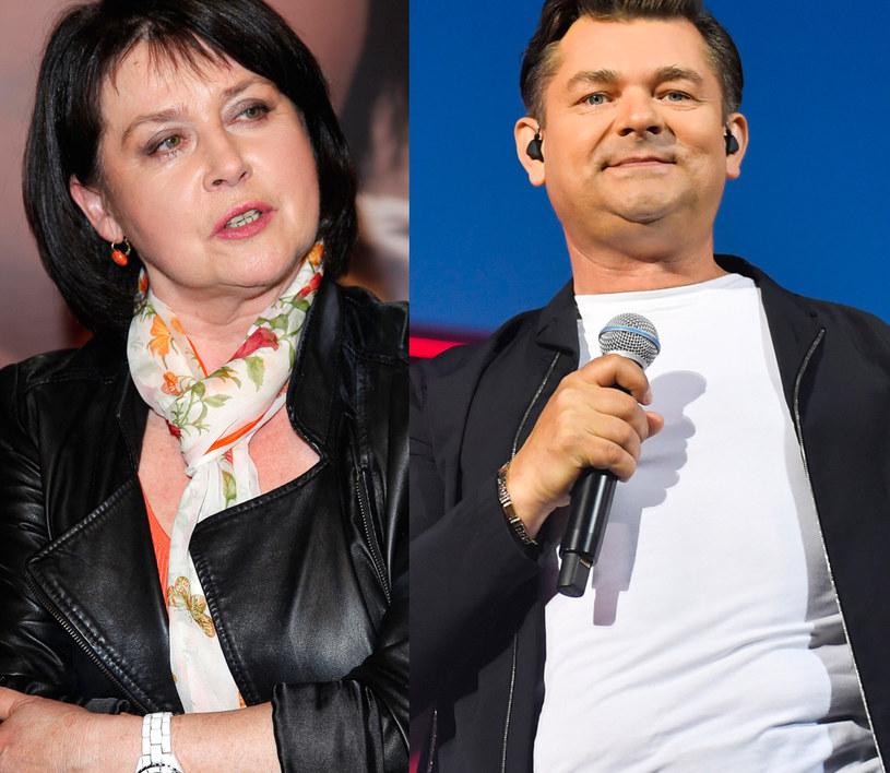 Elżbieta Jaworowicz i Zenek Martyniuk /Engelbrecht/Piętka /AKPA