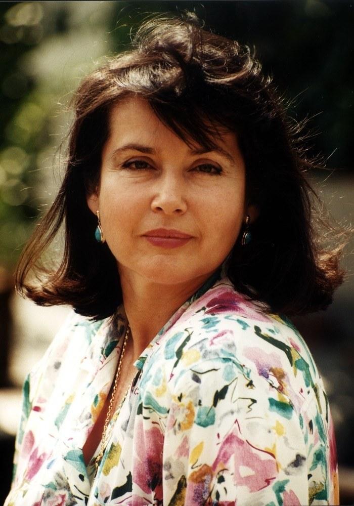 Elżbieta Jaworowicz w 1993 roku /Zenon Zyburtowicz /Fotonova
