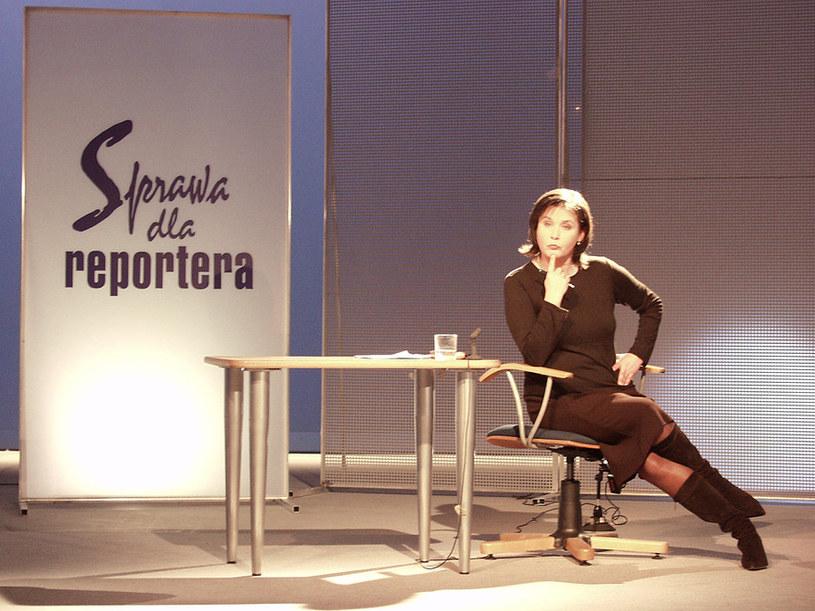 Elżbieta Jaworowicz /- /AKPA
