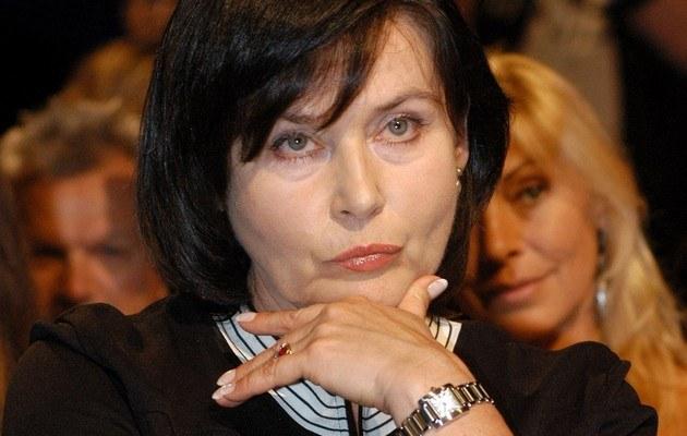 Elżbieta Jaworowicz /Grzelak /Agencja FORUM