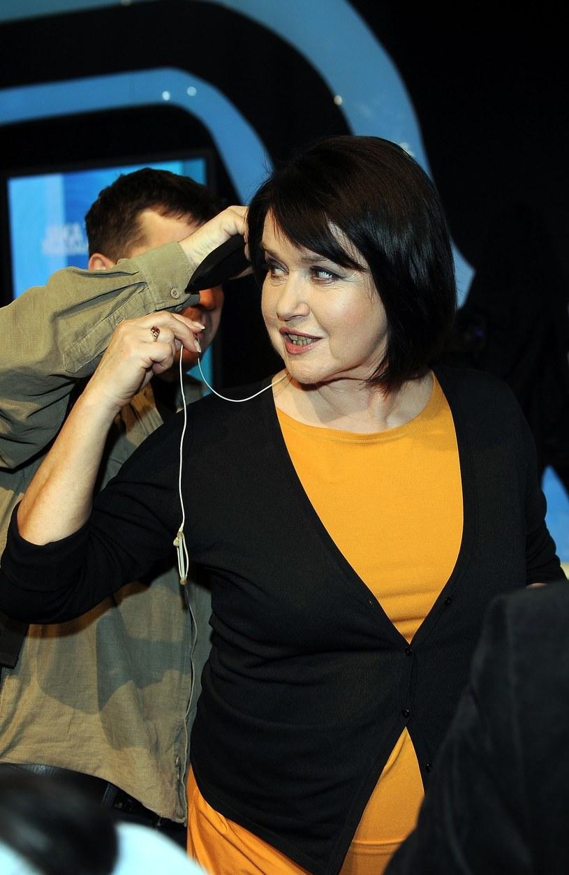 Elżbieta Jaworowicz /Włodarski/REPORTER /Reporter