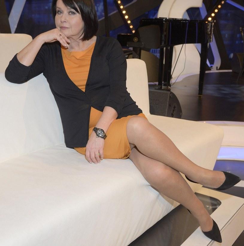 Elżbieta Jaworowicz /Tricolors /East News