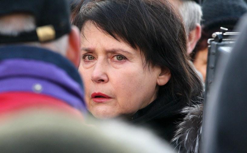 Elżbieta Jaworowicz /Anatol Chomicz /Agencja FORUM