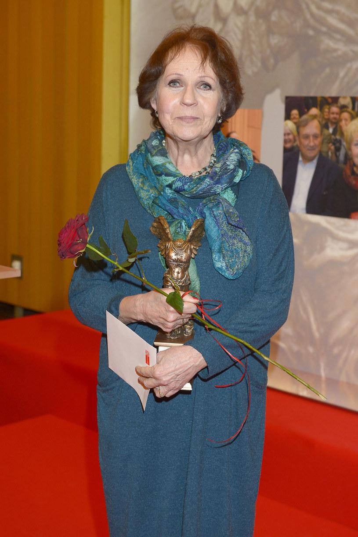 Elżbieta Kijowska z Wielkim Splendorem /AKPA