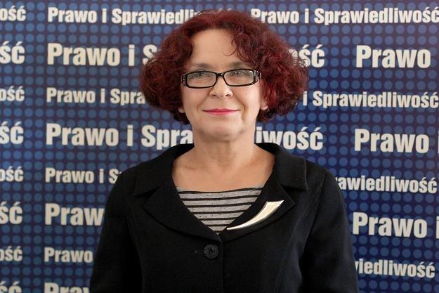Elżbieta Kruk. Fot. Jakub Orzechowski /AGENCJA GAZETA