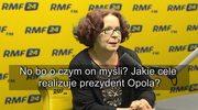 Elżbieta Kruk: Opole bez festiwalu? Nie podoba mi się to