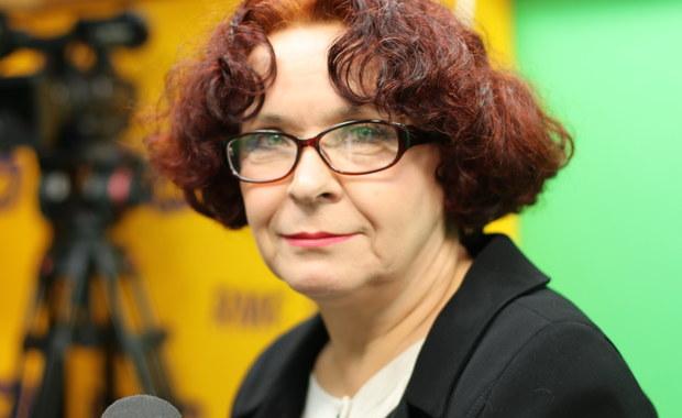 Elżbieta Kruk: Telewizja publiczna jest teraz bardziej pluralistyczna
