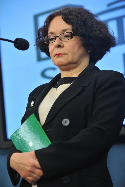 Elżbieta Kruk /Witold Rozbicki /Reporter