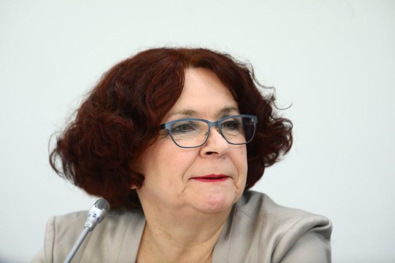 Elżbieta Kruk /STANISLAW KOWALCZUK /East News