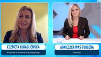 Elżbieta Łukacijewska: Działania PiS na granicy to pokazówka dla Polaków