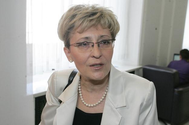 Elżbieta Radziszewska fot. Piotr Kowalczyk /Agencja SE/East News