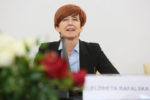 Elżbieta Rafalska /fot. Leszek Szymański /PAP