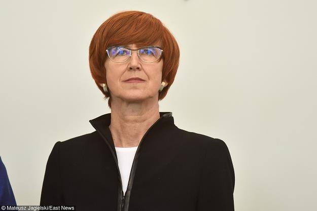 Elżbieta Rafalska /fot. Mateusz Jagielski /East News