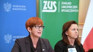 Elżbieta Rafalska: Nie ma odwrotu od e-zwolnień