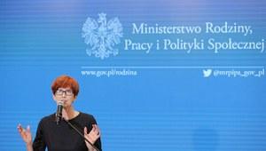 Elżbieta Rafalska: Proponujemy minimalne wynagrodzenie od 2020 r. na poziomie 2450 zł