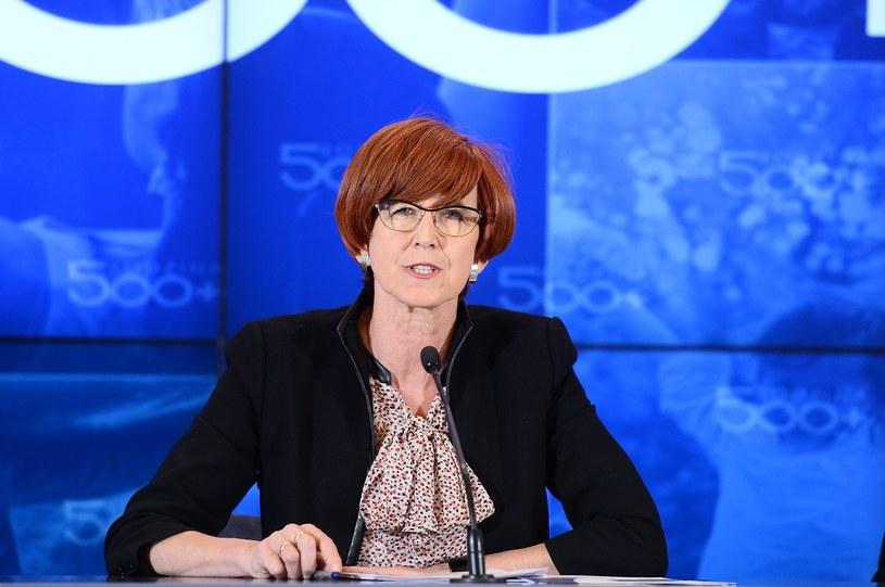 Elżbieta Rafalska /VIPHOTO/EAST NEWS  /East News