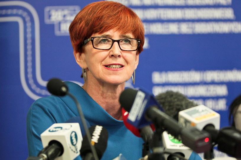 Elżbieta Rafalska /Lech Muszyński /PAP