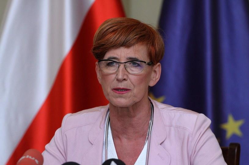 Elżbieta Rafalska /Artur Szczepański /East News
