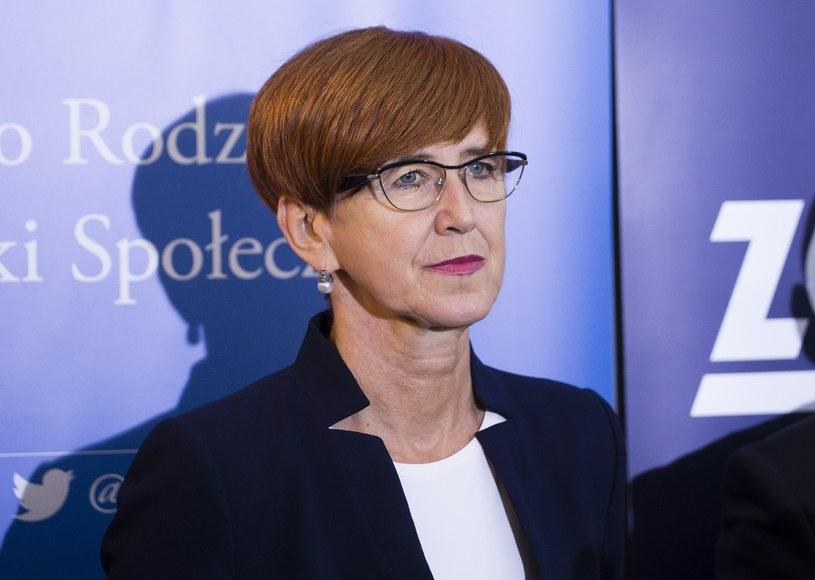 Elżbieta Rafalska /KRYSTIAN DOBUSZYNSKI/REPORTER /East News