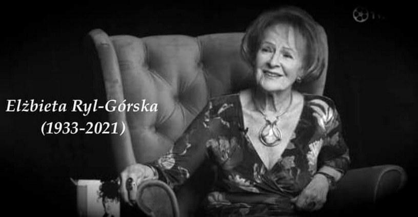 Elżbieta Ryl-Górska /facebook.com